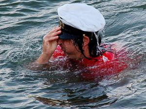 135 Captn VideoDreh mit U-Boot 13.8.2012